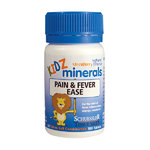 Pain & Fever Ease - KIDZ Minerals